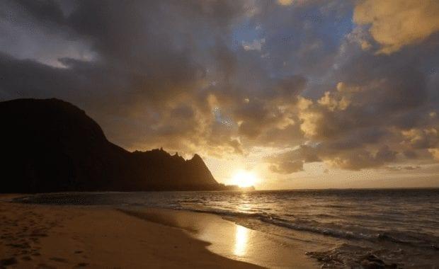 Kauai Sunset Concept Clean Energy